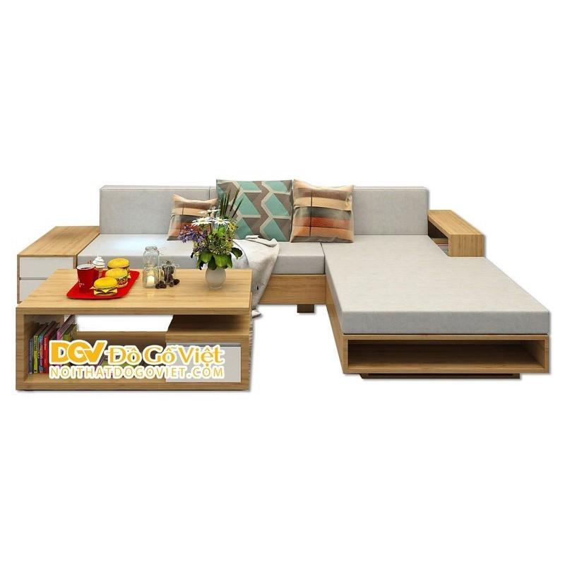 Ban Ghế Sofa Gỗ Phong Khach Hiện đại đẹp Gia Rẻ Giảm Gia 20